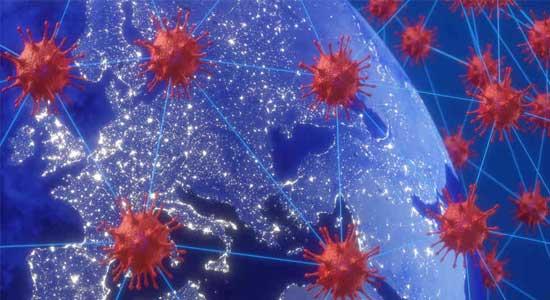 Expansion del coronavirus desinfeccion